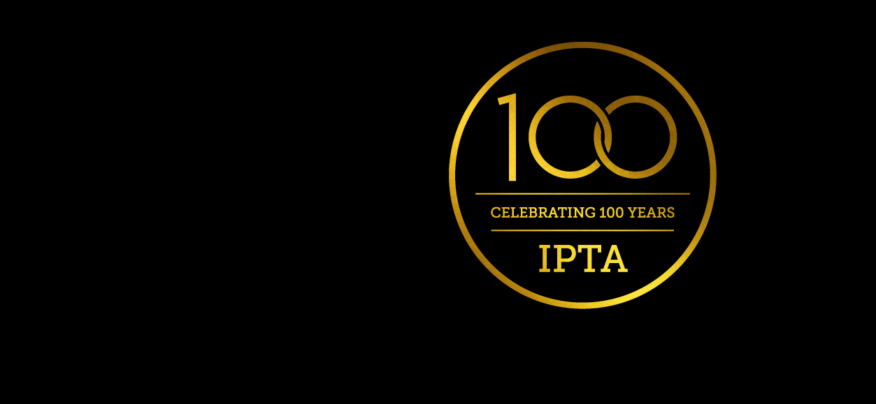 IPTA Celebrates<br />     100 Years